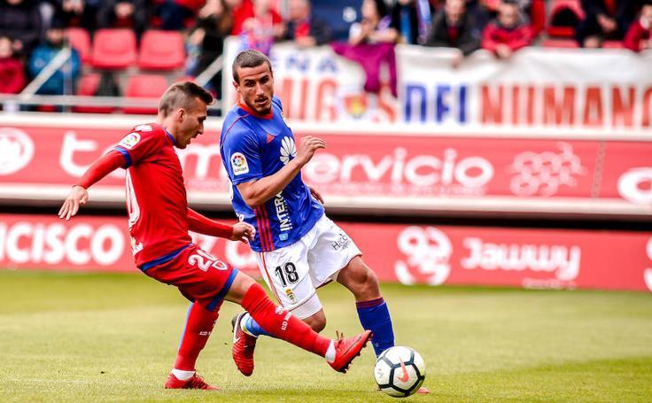 Las imágenes del Numancia 3 - 0 Real Oviedo