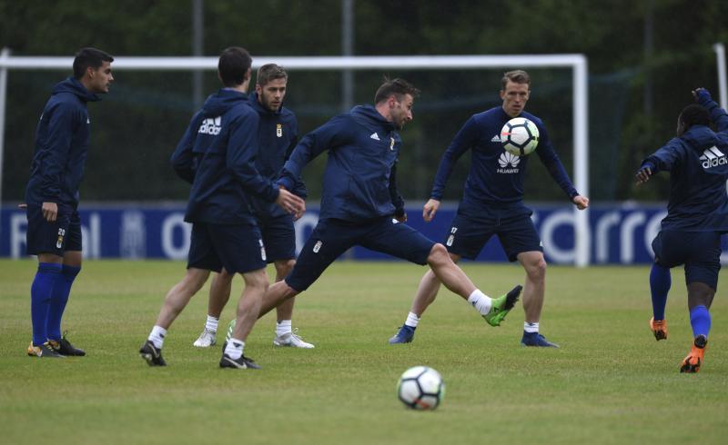 Entrenamiento Real Oviedo (30/04)