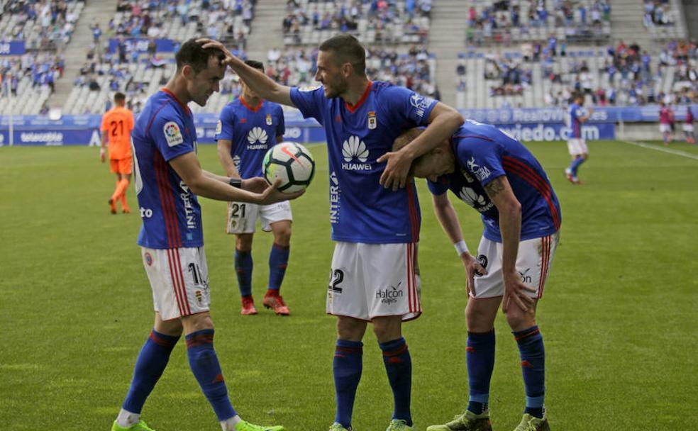 El Oviedo se reencuentra con la victoria