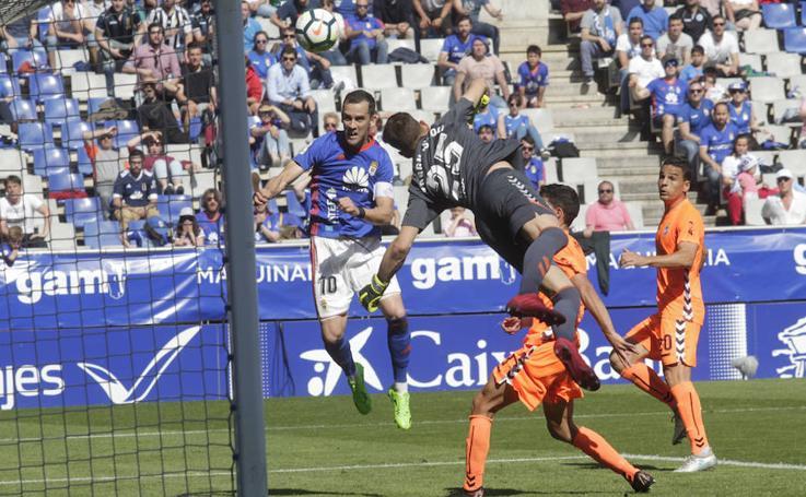El Real Oviedo 2-0 Lorca, en imágenes