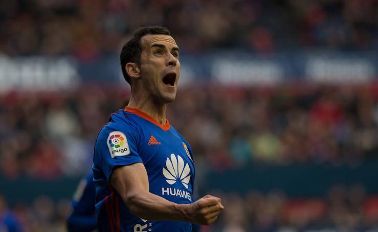 Las imágenes del Real Oviedo - Osasuna