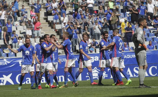 Real Oviedo | Mentalizados para la 'final' de León