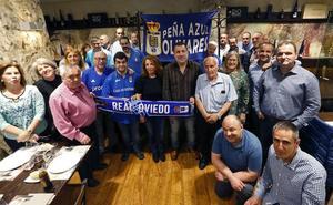 La Peña Azul Olivares homenajea a Tito Pompei