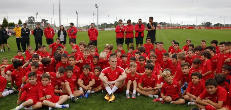 Sporting | «Vengo a un club grande con un proyecto ilusionante»