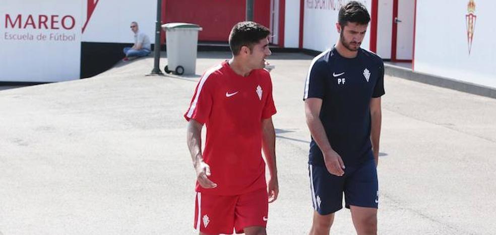 SPORTING | Carmona se retira con problemas físicos