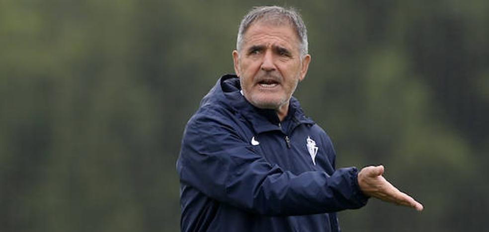 SPORTING | Paco Herrera: «La operación de Meré ha sido buenísima»