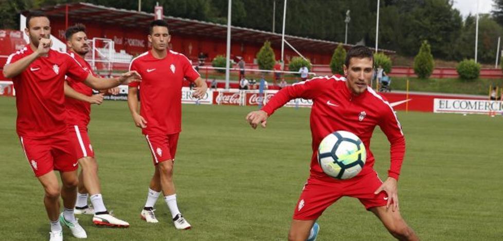 El Sporting se prueba en Ferrol ante el Celta