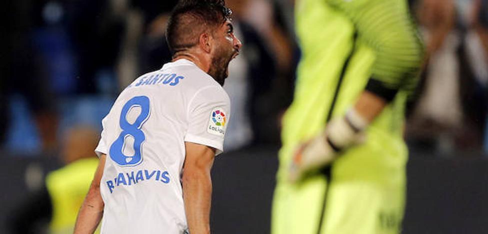 Michael Santos completa el ataque del Sporting