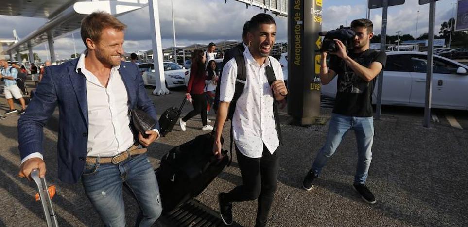 Sporting | Michael Santos: «Vengo para subir a Primera»