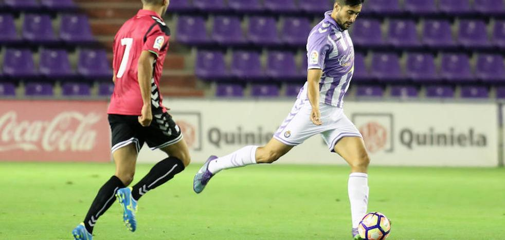 El Valladolid confirma un principio de acuerdo para la cesión de Álex Pérez al Sporting