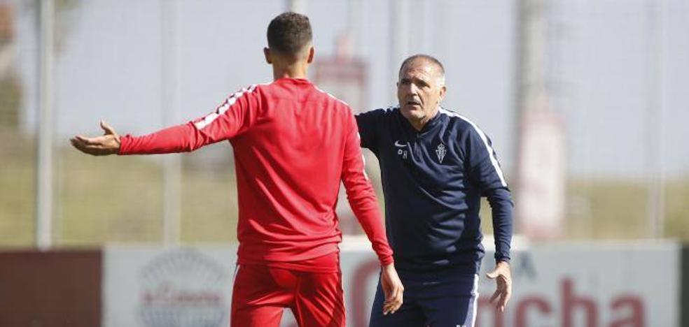 Herrera: «El equipo es magnífico para pelear la Liga»