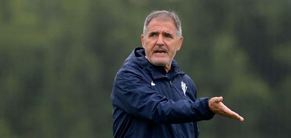Paco Herrera: «No diría que gane el mejor el derbi, sino que gane el Sporting»