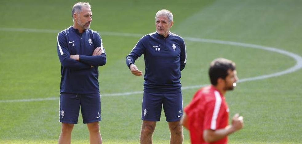 Sporting | Paco Herrera: «Este partido hay que jugarlo, pero sobre todo ganarlo»