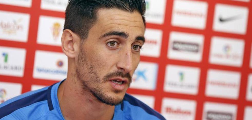 Mariño: «Nos llamó la atención la celebración del Oviedo; parecía que se había llevado el partido»