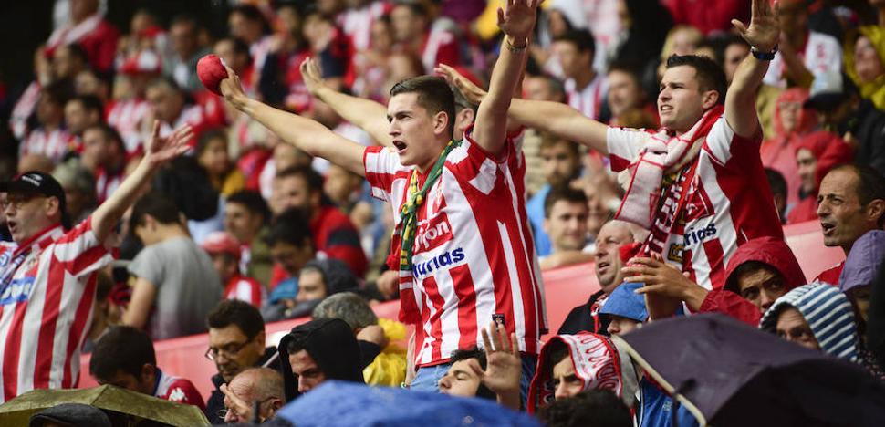El Sporting rompe su techo histórico y ya suma 24.307 abonados