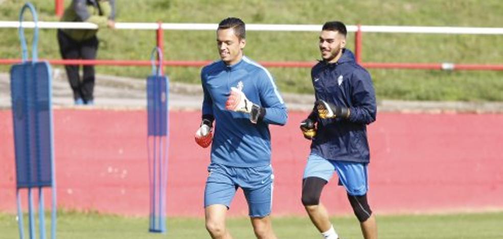 Sporting | Herrera recompone el puzle para Soria