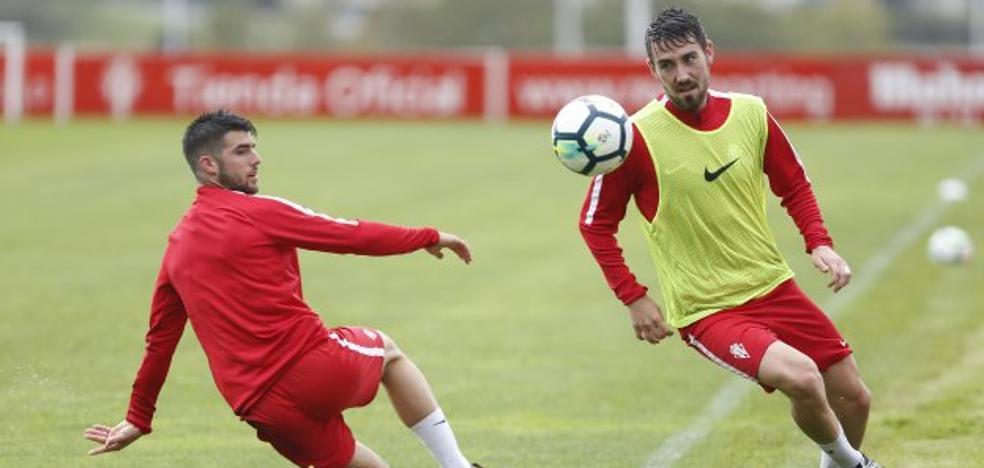 El Sporting comprueba su talla en Soria