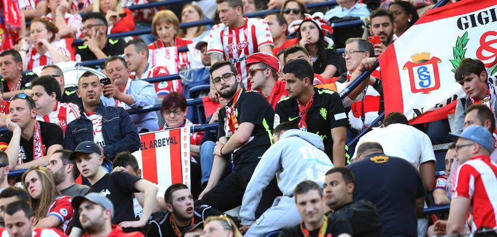 Sporting | La Liga vuelve a frenar a la Mareona en el desplazamiento a León