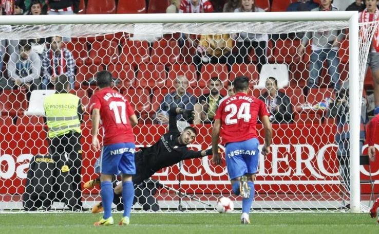 Copa del Rey: Sporting -Numancia
