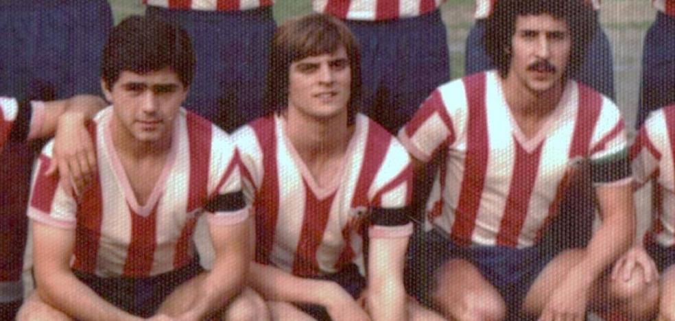 Fallece Sergio Manso, delantero del Deportivo Gijón en los años setenta