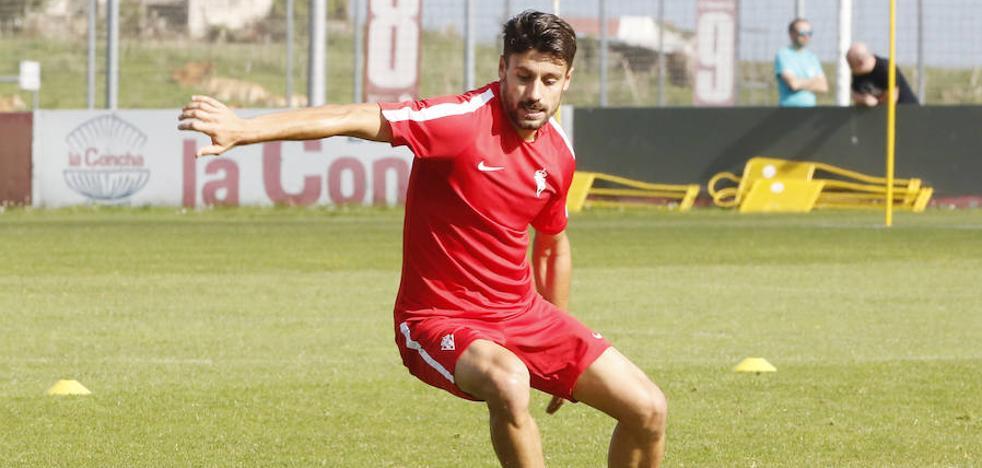 «Tenemos que conseguir que se vea un Sporting más fiable en juego», asume Roberto Canella