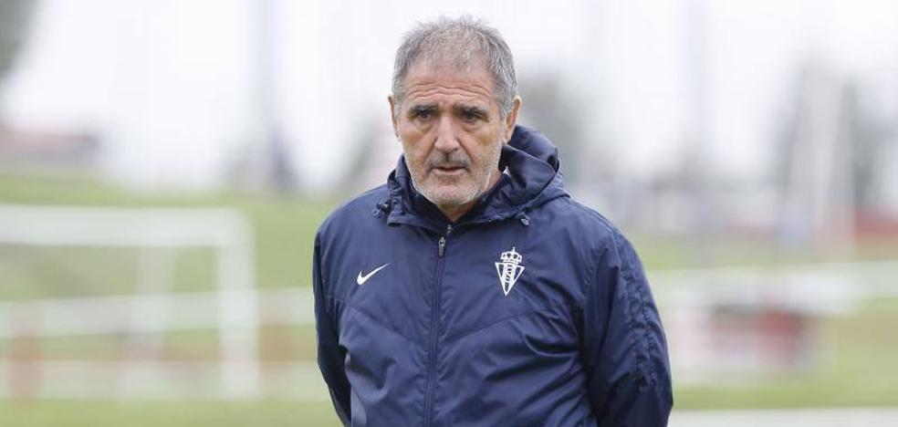 Sporting | Herrera recupera a Santos y prescinde de Nacho Méndez en la lista para Pamplona