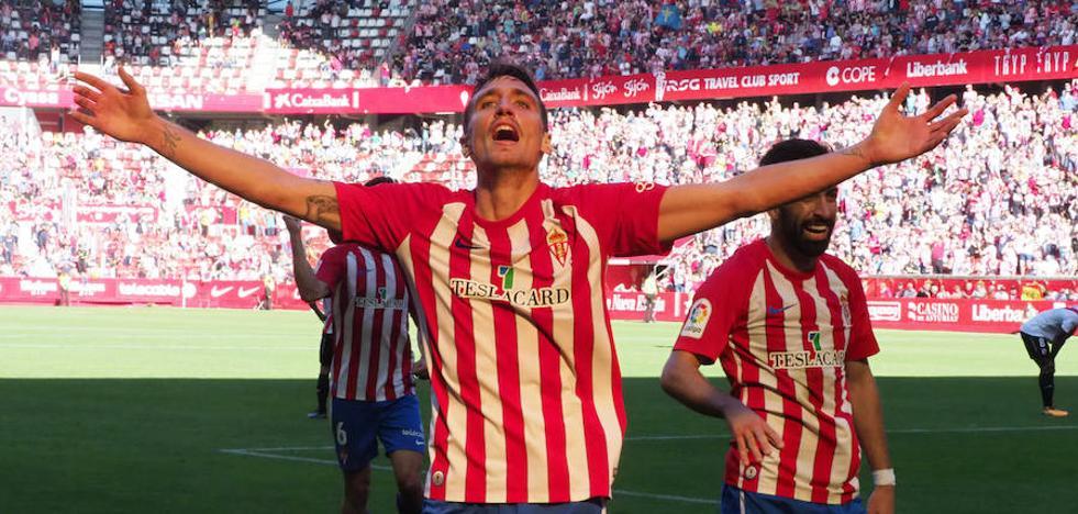 El Sporting da un paso más (Sporting 3 - 0 Sevilla Atlético)