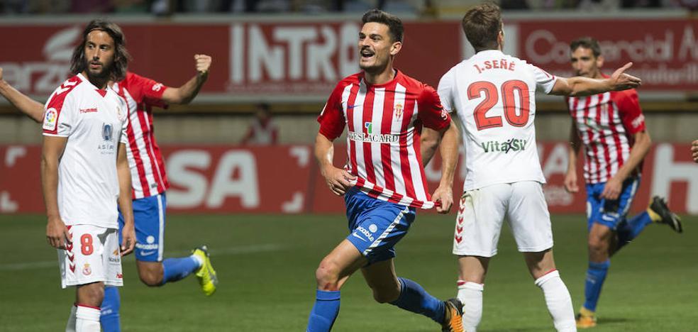 El Sporting da un zarpazo en León
