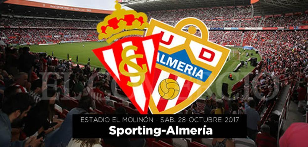 Concurso: Gana entradas para el Sporting-Almería