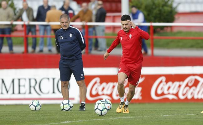 Sporting | El guardián de Paco Herrera