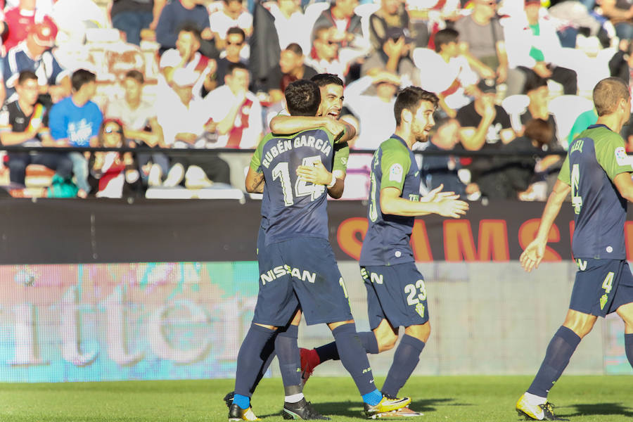 Rayo Vallecano 1-1 Sporting