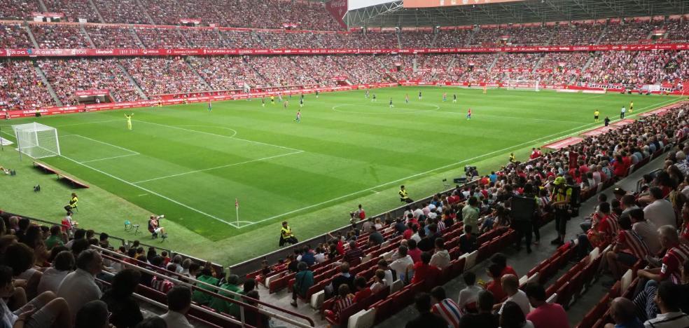 Sporting | El Molinón se ofrece a empujar