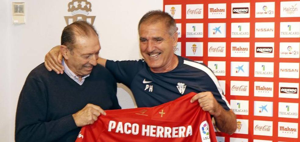 Sporting | Herrera: «Cierro el círculo perfecto de mi carrera en Gijón»