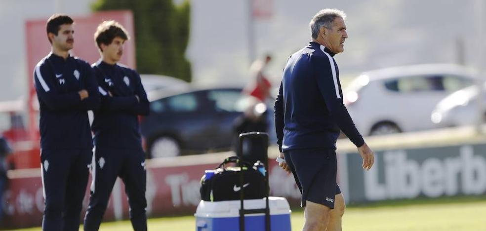 Sporting | «He hablado con Stefan y le he dado mi idea de hacia dónde debemos ir», asegura Paco Herrera