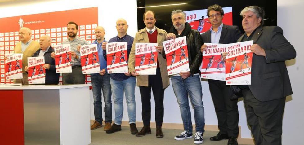 Unipes pone en marcha 'Sporting Solidario'