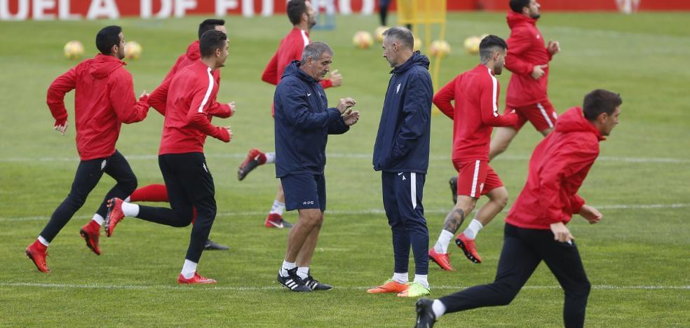 Sporting | «De una forma u otra vamos a subir»