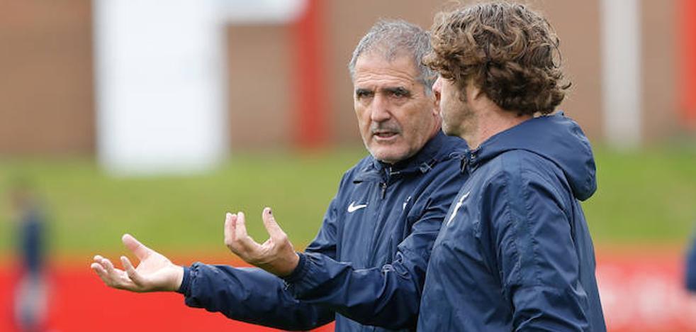 Sporting | Herrera convoca a todos los disponibles