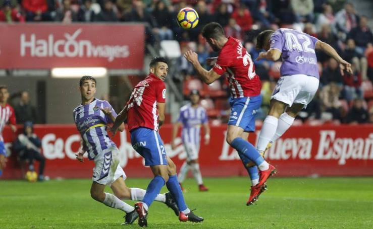 Sporting 1-1 Valladolid