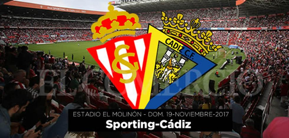 Ganadores de entradas para el Sporting-Cádiz