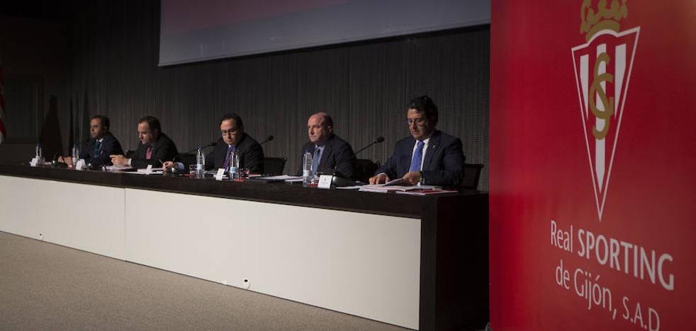 El Sporting fija su junta de accionistas para el 14 de diciembre