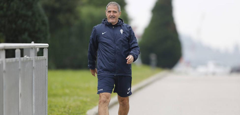 Sporting | Paco Herrera: «Es un momento vital para ganar al Cádiz»
