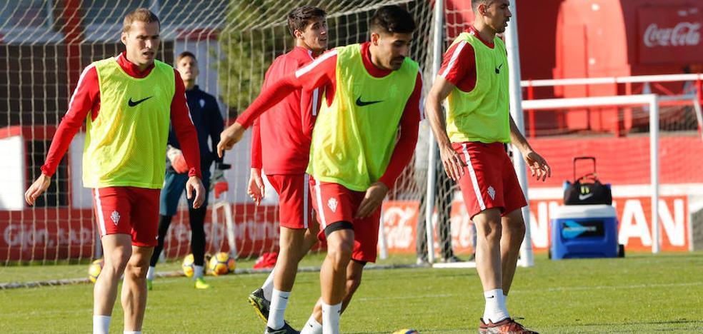 Sporting | Carmona: «Tenemos que enganchar a la gente»