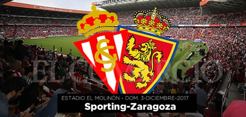 Concurso: Gana entradas para el Sporting-Zaragoza