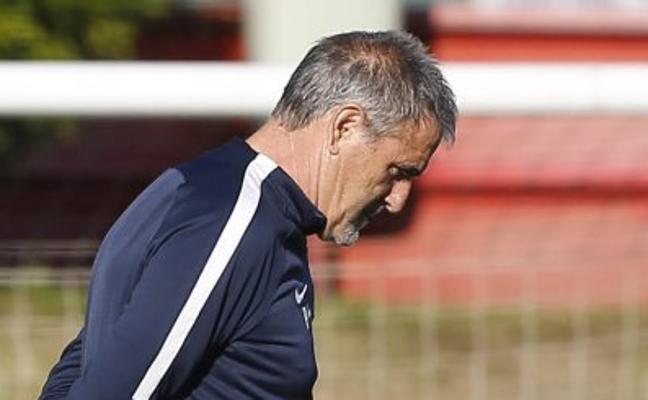 Sporting   La pesadumbre de Paco Herrera