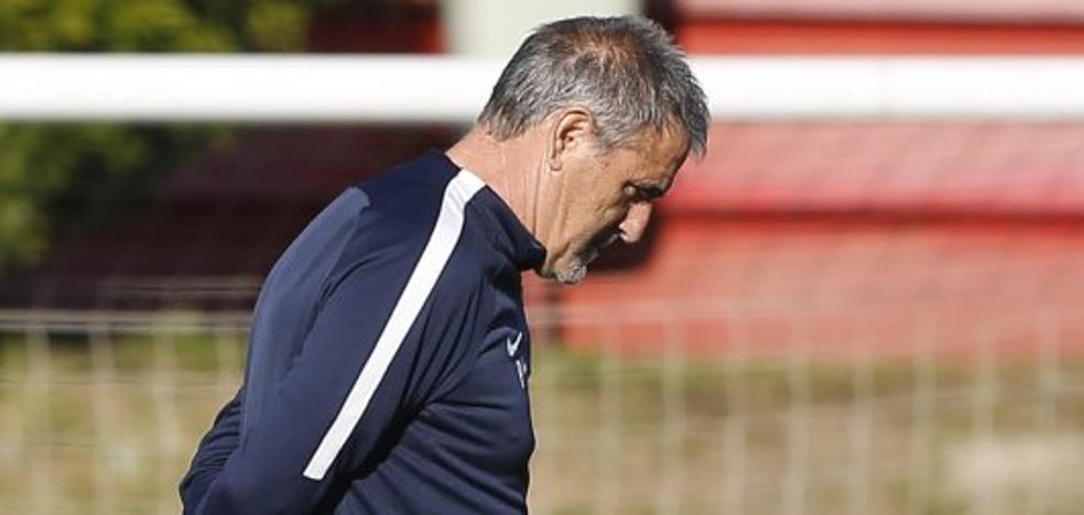 Sporting | La pesadumbre de Paco Herrera