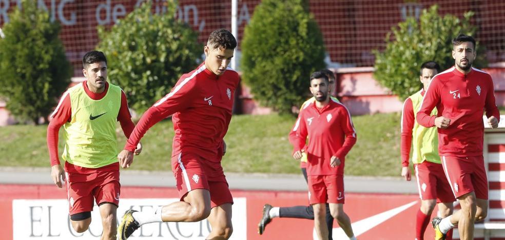 Sporting   Herrera se plantea el reenganche definitivo de Rachid