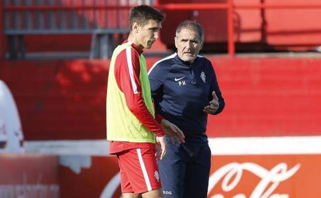 Sporting | Marcaje al hombre con Scepovic