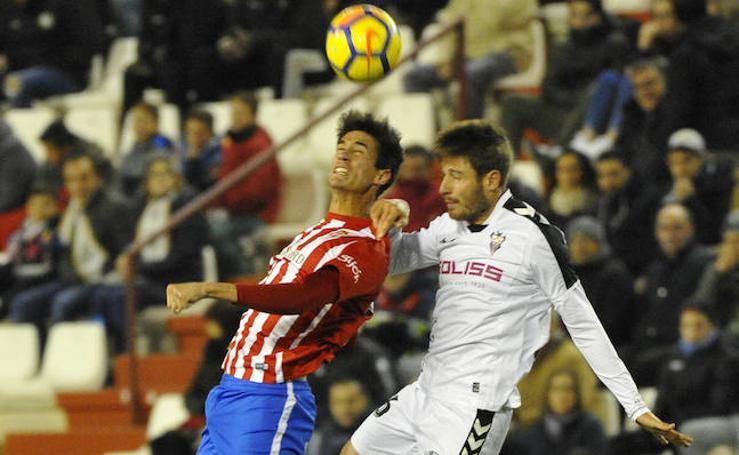 Albacete 2 - 2 Sporting