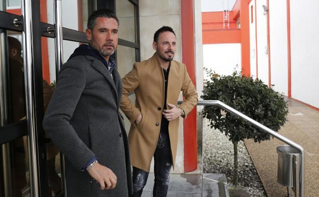 El agente de Adri Montoro, con Torrecilla