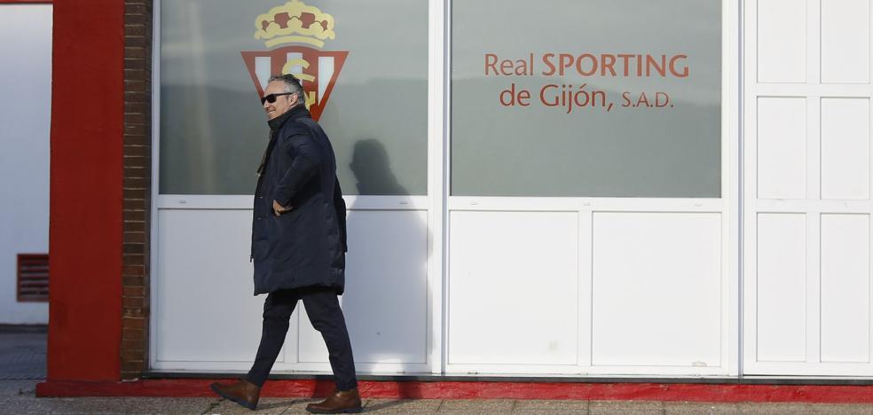Sporting | Paco Herrera, en el ojo del huracán